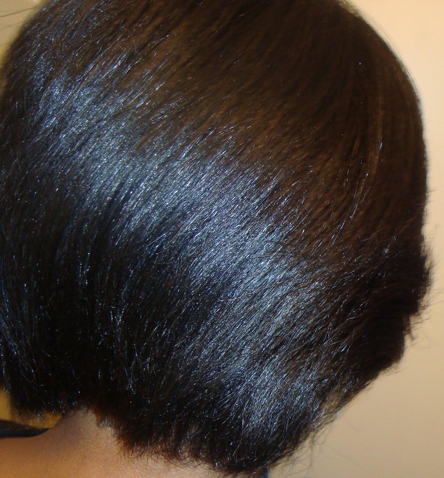 My Natural Hair Journey: Silk Wrap *PICS*