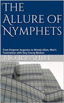 The Allure of Nymphets Book