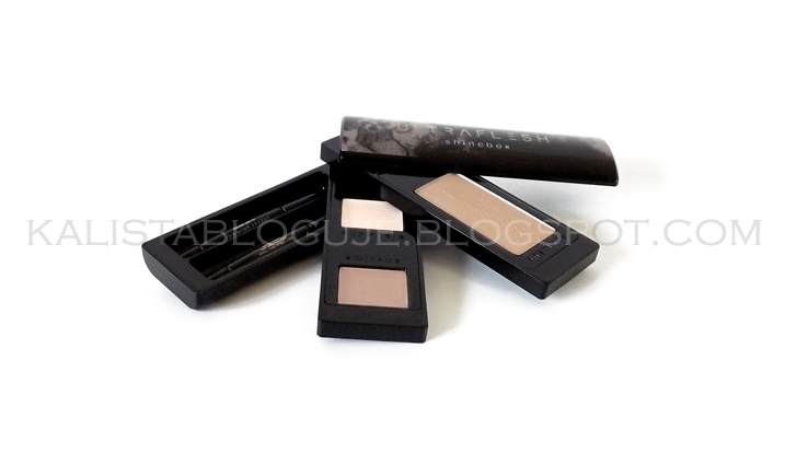 Fusion Beauty- Ultraflesh Shine Box Highlight & Shimmer Collection
