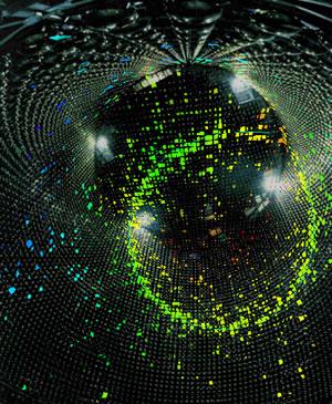 Resultado de imagen de Los neutrinos que pululan por el Universo