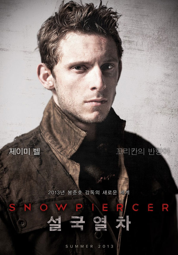 Snowpiercer - Jamie Bell | A Constantly Racing Mind