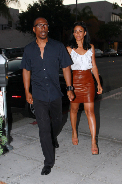 Eddie Murphy Has A New Gal&#8230;