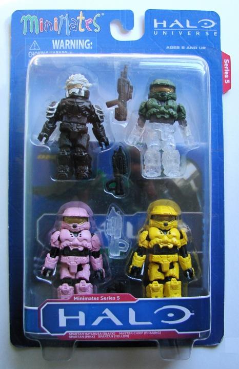 Minimates Halo 3 Halo Minimates Line