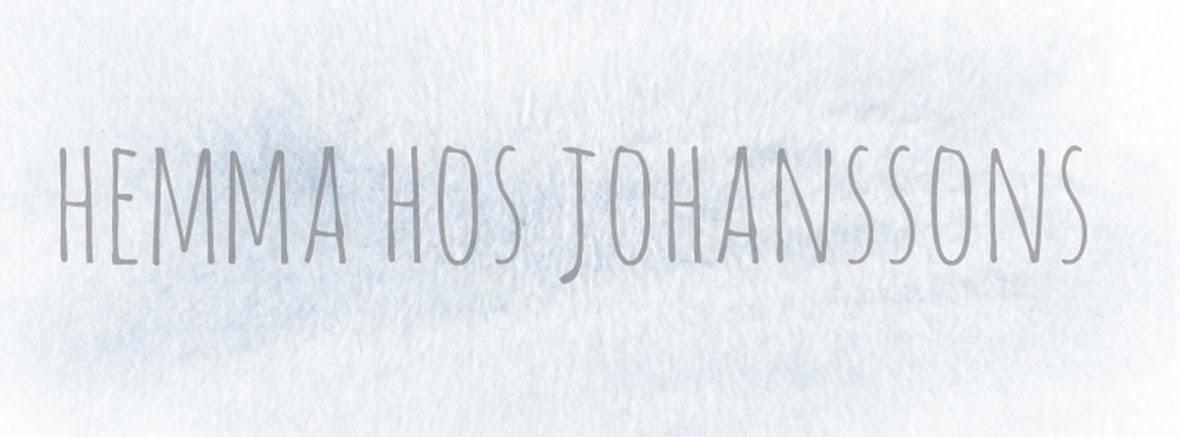 hemma hos Johanssons