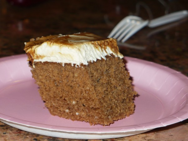 The Tall Girl Cooks: Root Beer Float Cake