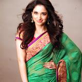 tamanna in silk saree photos (7)