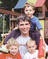 Randy Pausch and kids
