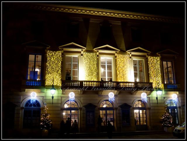 Théâtre Montansier Versailles Noël Christmas