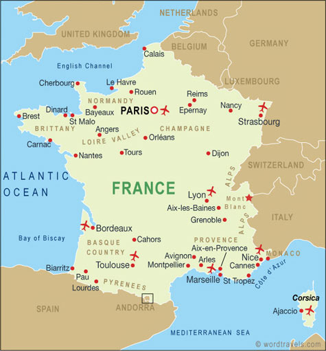 France Tourist Attractions World Tourism