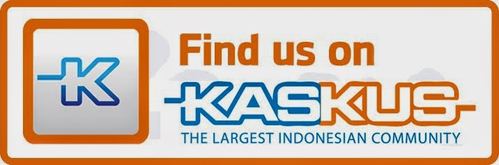 WE'RE ON KASKUS