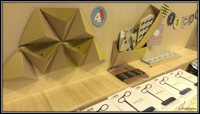 Vide poche Origami concept-store Mk2 Bibliothèque