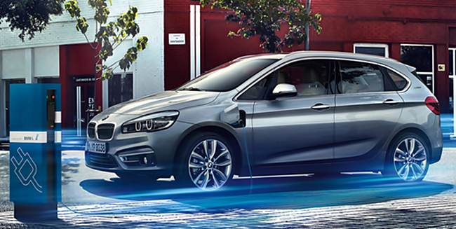 2016 BMW 2 Series Active Tourer PHEV Review