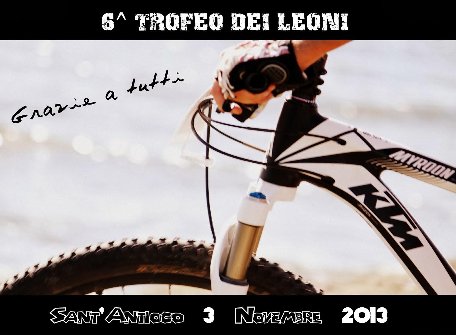 Video 6° TROFEO DEI LEONI - 3 Novembre 2013