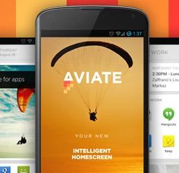 Pasang Launcher Aviate Pada Android Anda Untuk Dapatkan Fitur dan Tampilan Keren