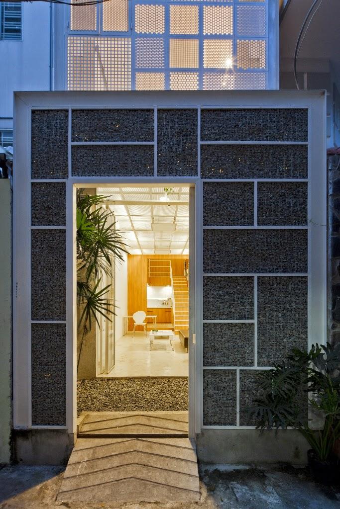 Desain Pintu Pagar Rumah Di Lahan Sempit