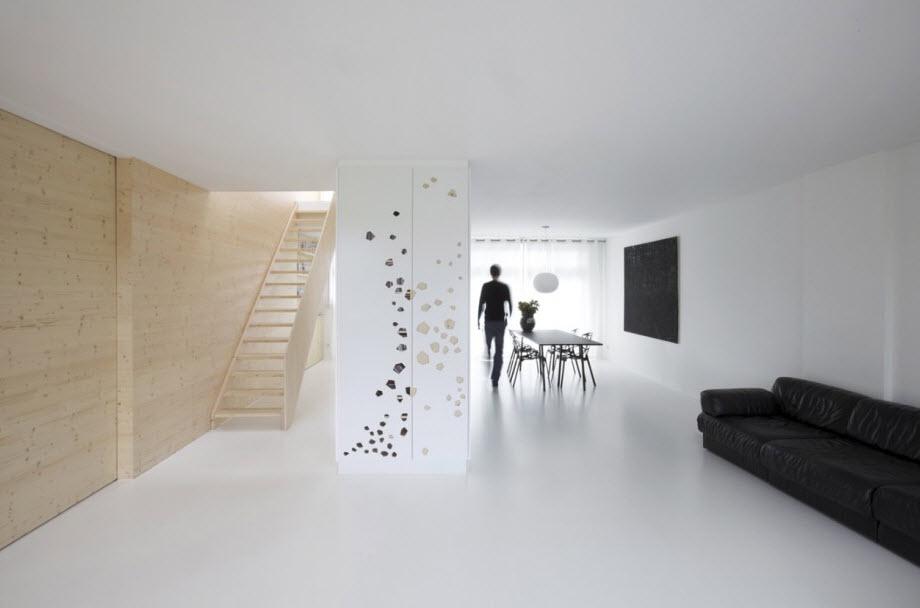 Minimal house design interior apartment interior home for Minimal house interior