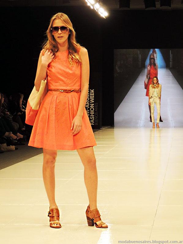 Markova vestidos 2014. Moda verano 2014.