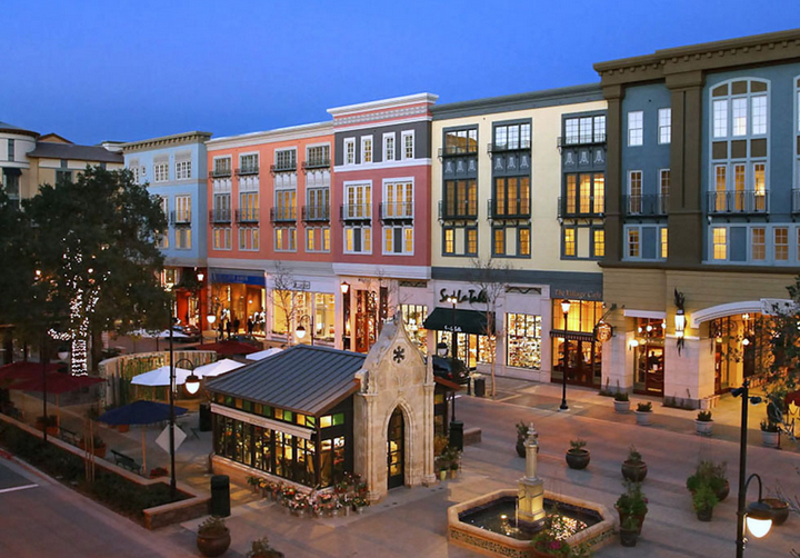 Santana Row Stores >> The San Jose Blog Tons Of New Santana Row Stores