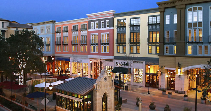 The san jose tons of new santana row stores