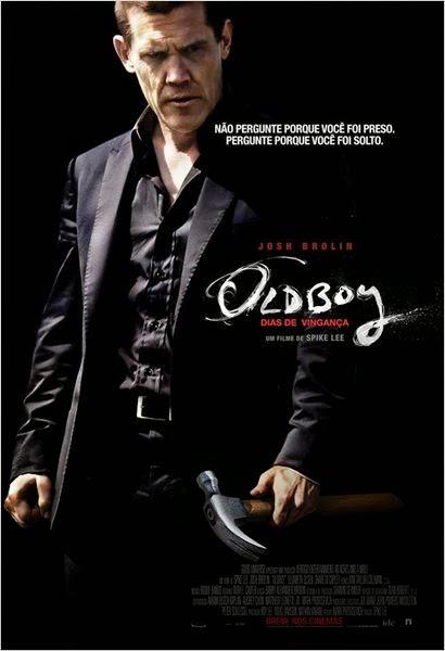 Filme Oldboy Dias De Vingança Dublado AVI BDRip