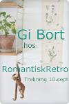 Fantastisk Gi-bort hor Romantisk Retro