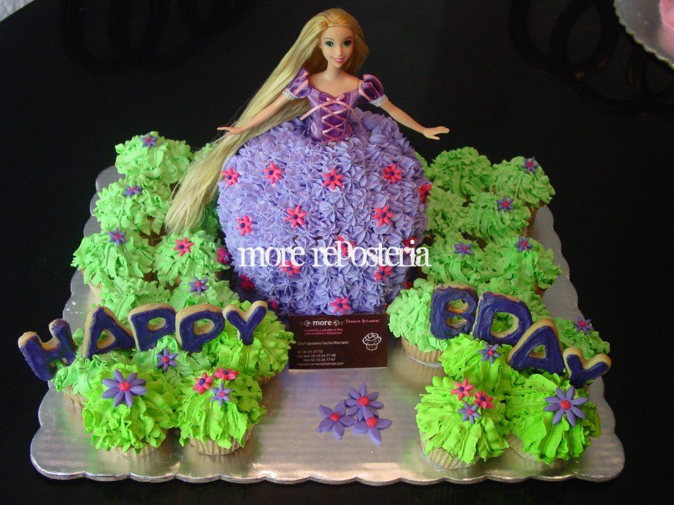 Decoracion De Rapunzel Para Fiestas Infantiles ~ Ideas para tus Fiestas Infantiles Fiesta de Rapunzel Parte 1