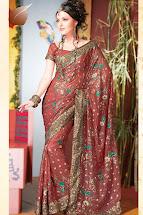 Indian Latest Sarees Design for Wedding