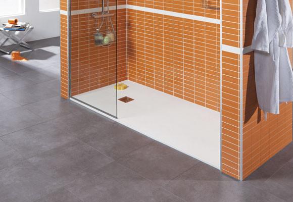 Baños Modernos Con Plato De Ducha: de platos de ducha de la marca vina raifen con el plato de ducha podio