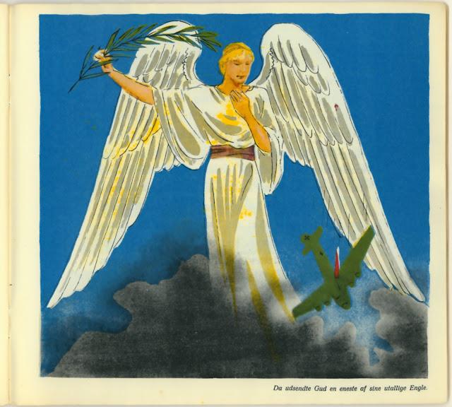 Den onde Fyrste: 'Da udsendte Gud en eneste af sine utallige Engle'