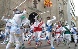Danzantes de Huesca