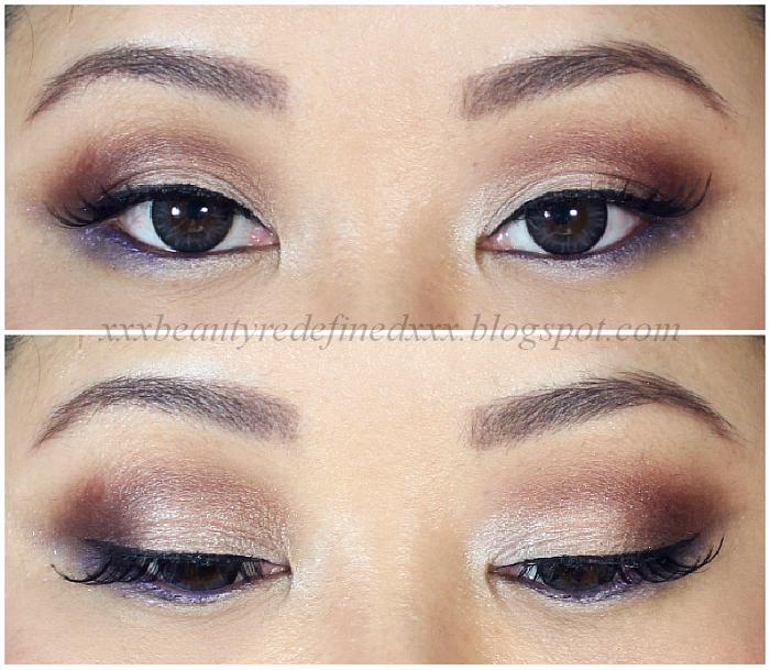 Beautyredefined Pang Too Faced Chocolate Bar Makeup Look