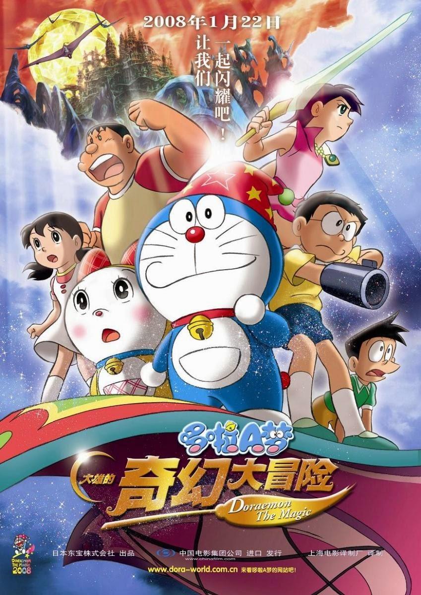 Nobita Lạc Vào Xứ Quỷ - HD