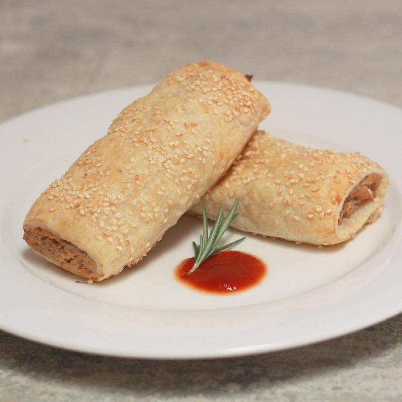 Vegetarian Sausage Rolls (1)