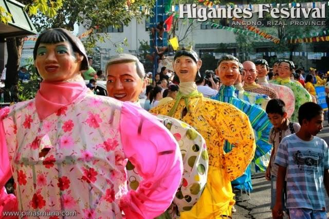 Angono Higantes Festival