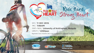 IJN Ride for Your Heart 2016 - 11 December 2016