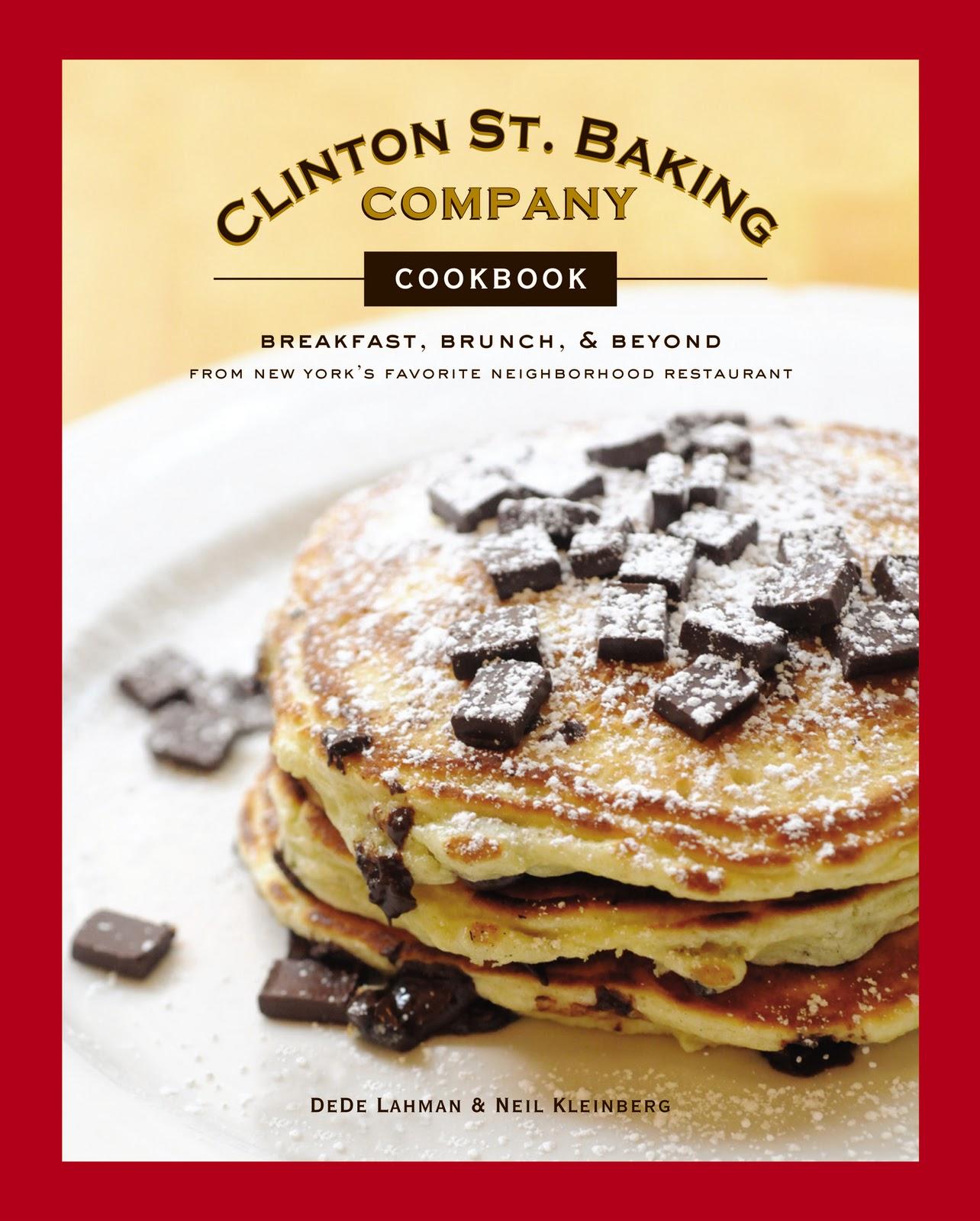 Taco Tuesday: Clinton Street Baking Company Blueberry Pancakes