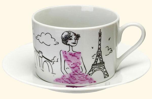 Coffret Service  Ef Bf Bd Cafe Etain Et Porcelaine Le Bon Coin