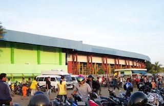 Stadion 17 mei Banjarmasin terbaru