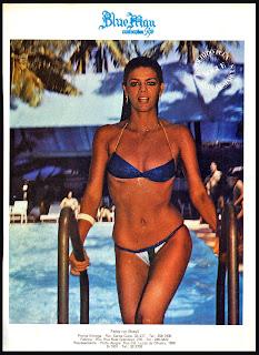 Rosi Di Primo.  1979; moda anos 70; propaganda anos 70; história da década de 70; reclames anos 70; brazil in the 70s; Oswaldo Hernandez