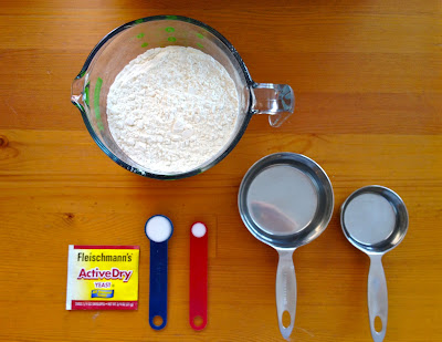 bread dough ingredients