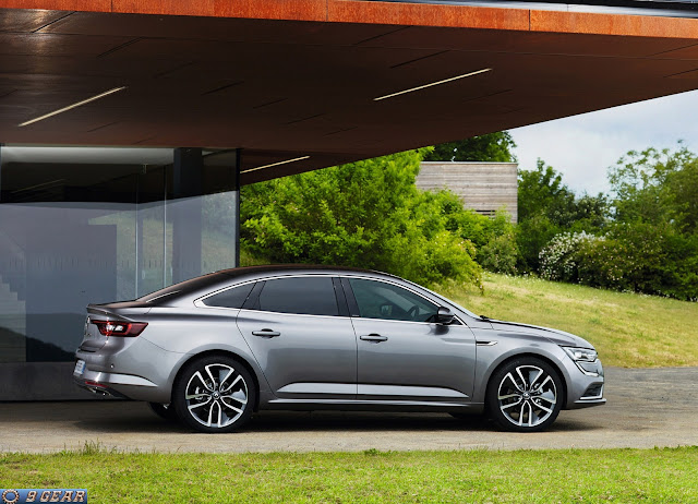 2016 renault talisman saloon replaces the laguna sedan car reviews new car pictures for 2018. Black Bedroom Furniture Sets. Home Design Ideas