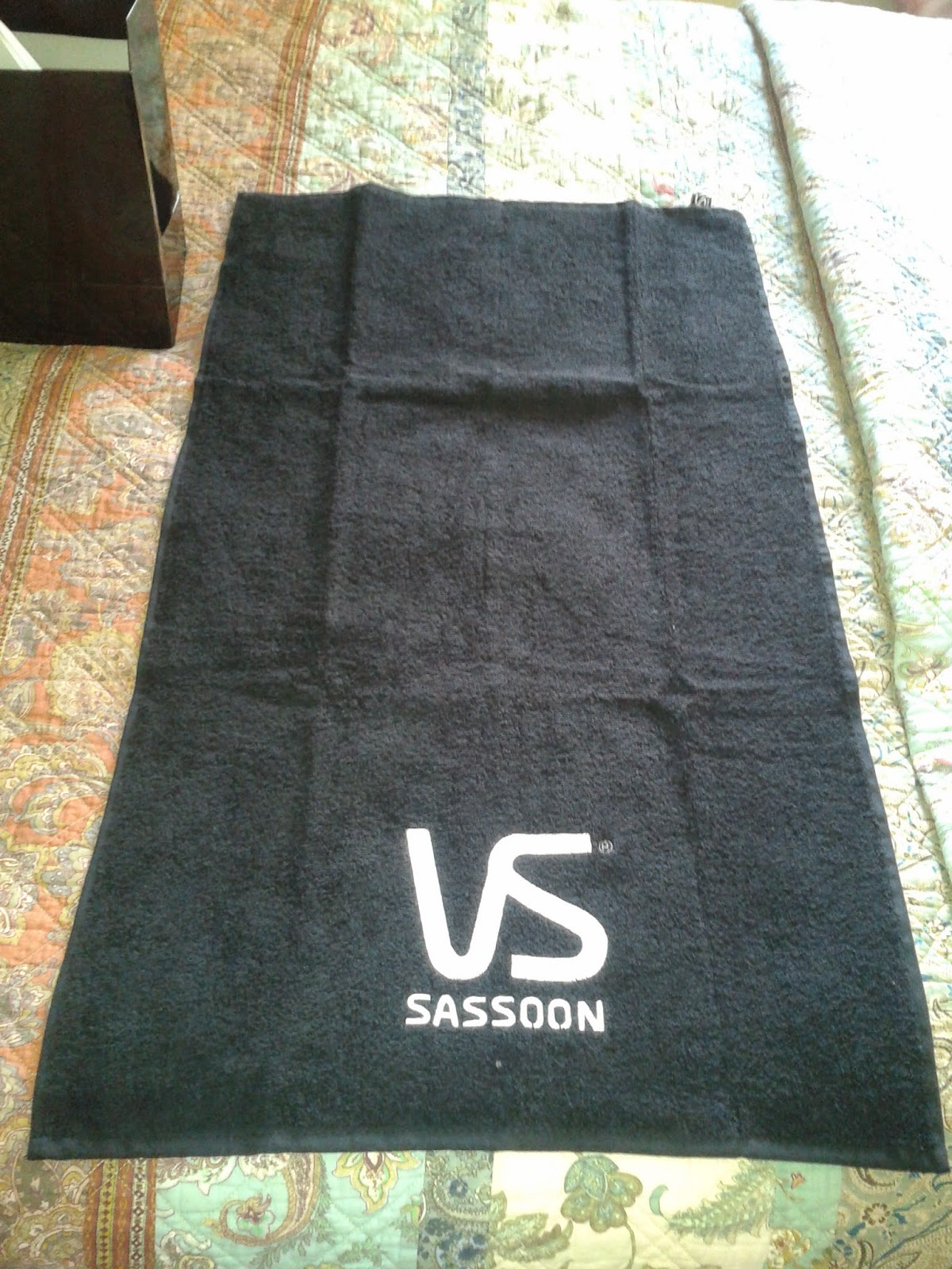 Positive365 Vidal Sassoon Salonist Hair Dye Review