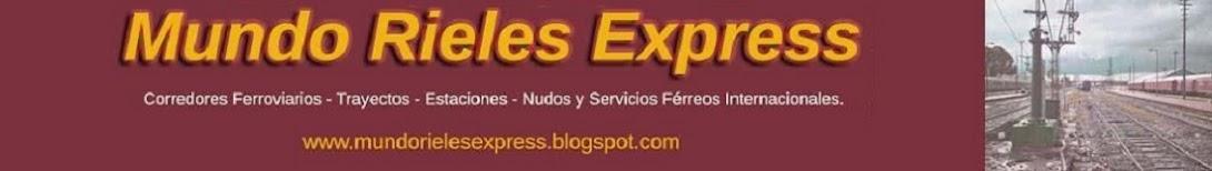 Mundo Rieles Express