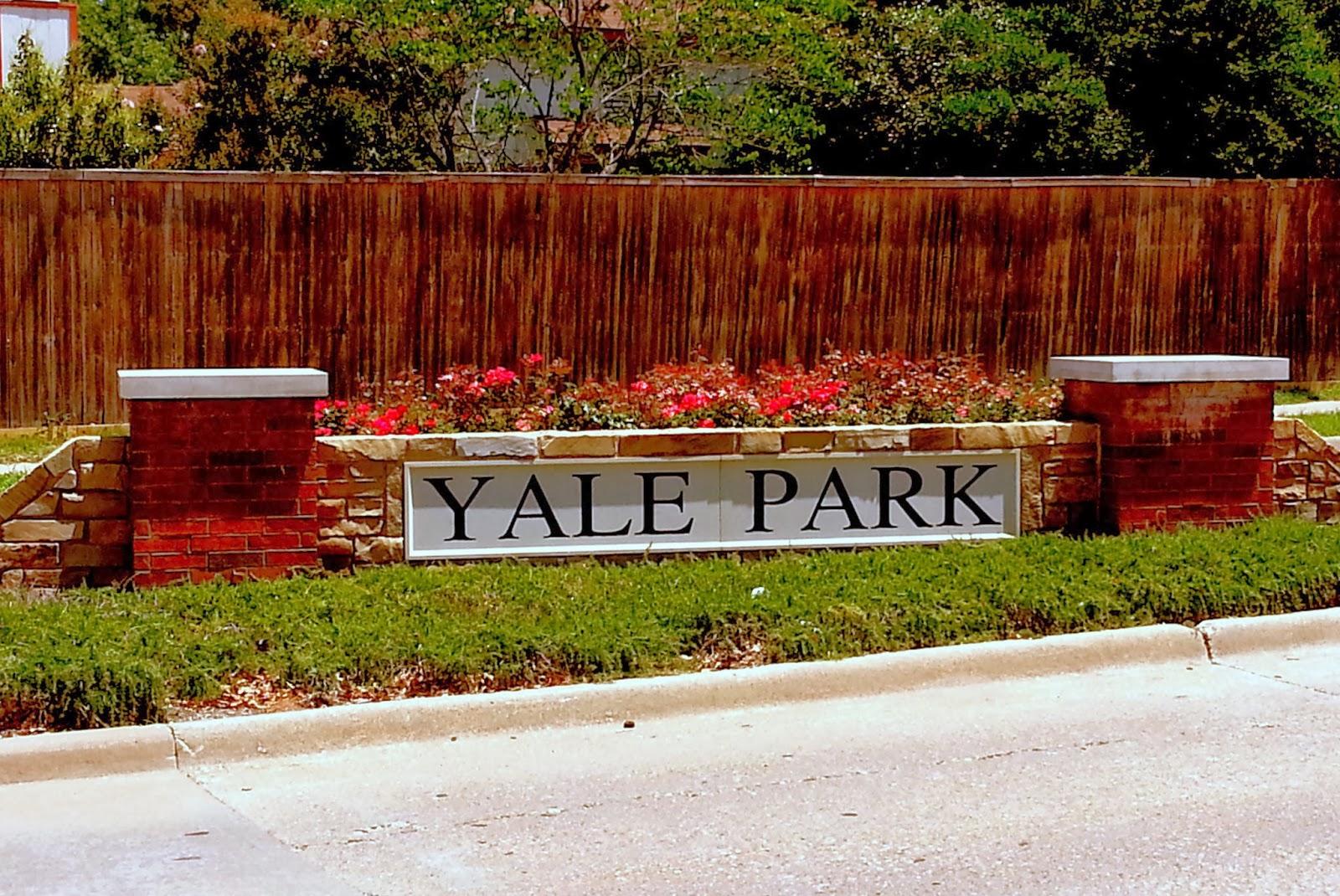 Yale Park, Richardson, TX 75081