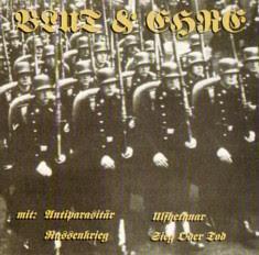 Antiparasitär & Rassenkrieg & Ulfhethnar & Sieg Oder Tod - Blut & Ehre (2003)