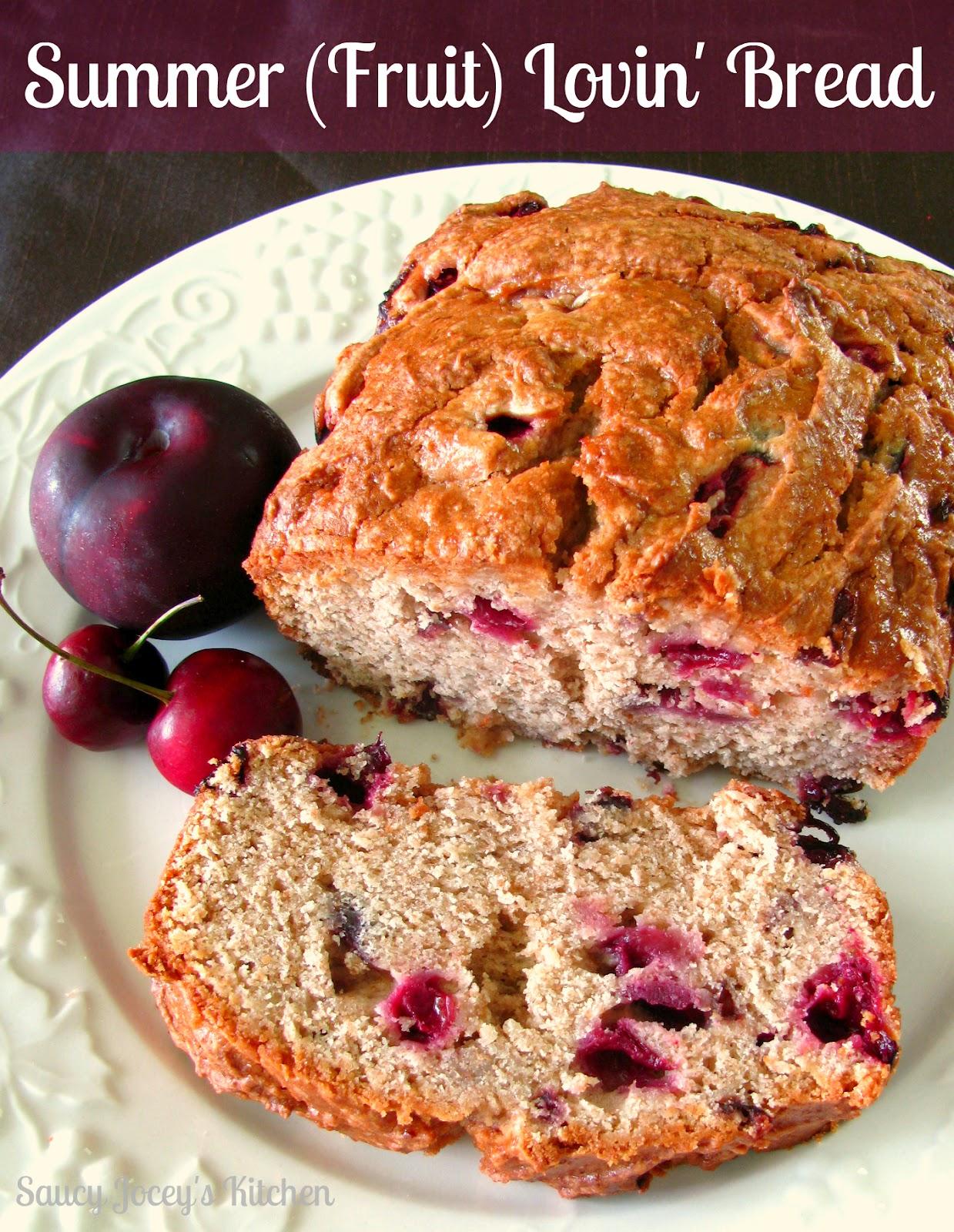 Summer (Fruit) Lovin' Bread