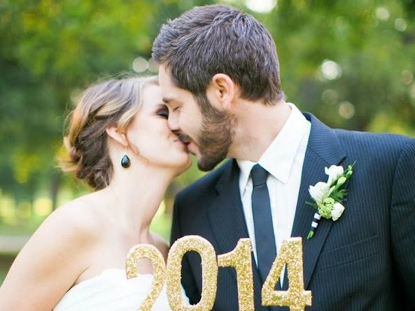 Bodas originales: Glitter Wedding