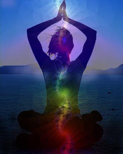 The kundalini meditation