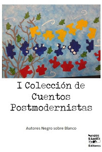 PRIMERA COLECCIÓN DE CUENTOS POSTMODERNISTAS.