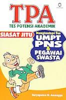 toko buku rahma: buku TES POTENSI AKADEMIK (TPA), pengarang suryaputra n. awangga, penerbit pustaka pelajar